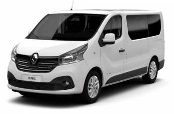 RENAULT TRAFIC GRAND 8+1